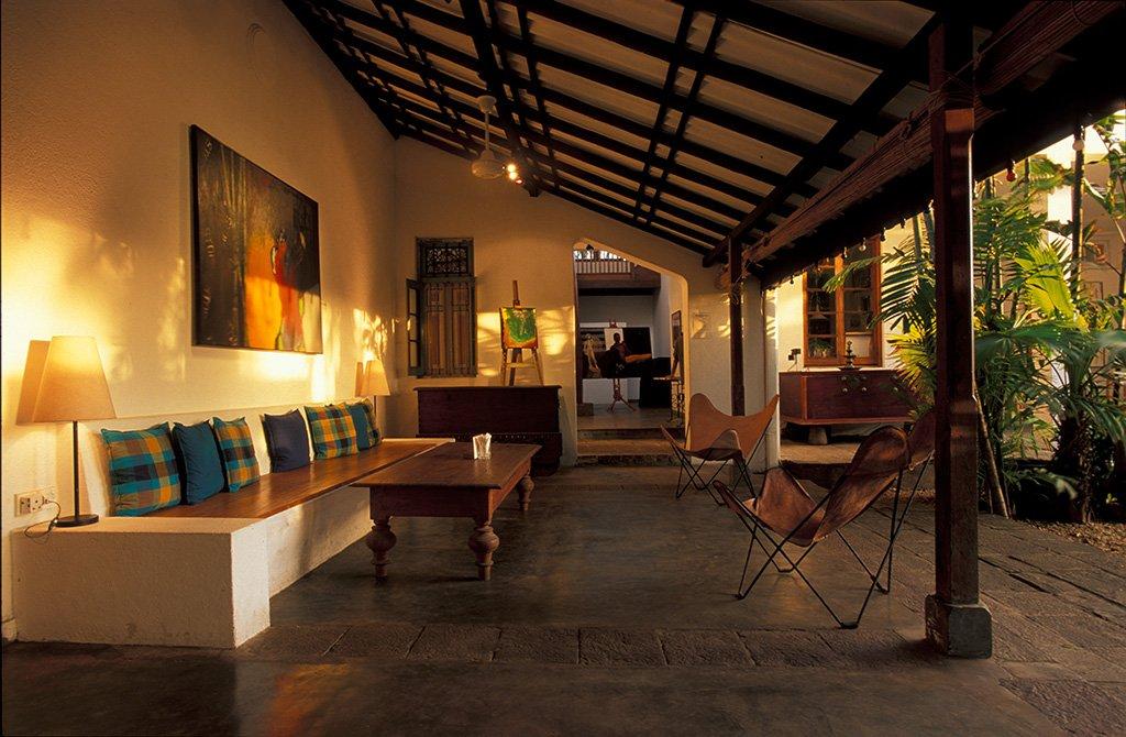 Barefoot Garden Cafe, Colombo 03