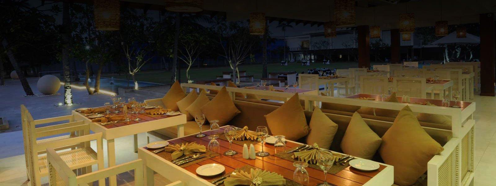 Hotel Pegasus Reef, Wattala (Open Air Restaurant & Seafood Dining)