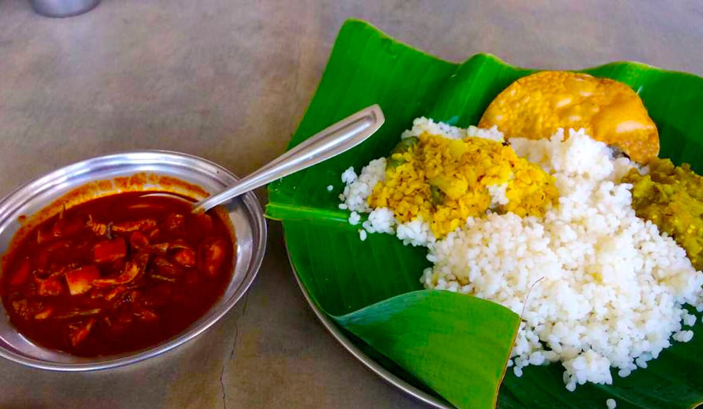 Taste Of Vanni Restaurant, Mankulam